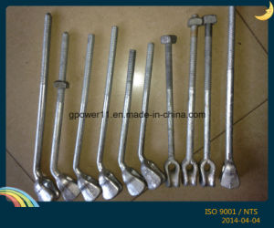 Transmission Line Fitting Earth Anchor Rod pictures & photos
