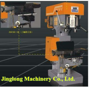 Double Shaft Four Position Drilling& Tapping Compound Machine pictures & photos