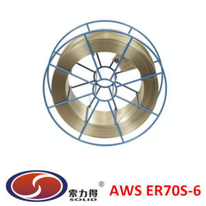 Solid CO2 MIG Welding Wire (AWS A5.18 ER70S-6) pictures & photos