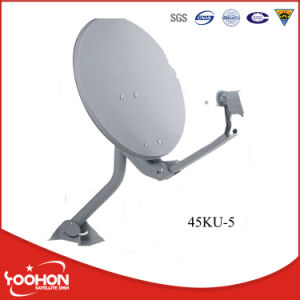 45cm China Satellite Receiving TV Antenna pictures & photos