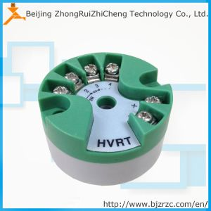 High Accuracy Industrial PT100 Temperature Transmitter pictures & photos