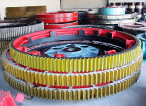 High Quality Cast Steel Gear Ring pictures & photos