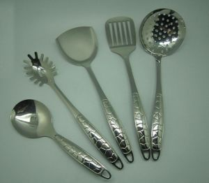 Stainless Steel Kitchen Utensils (WKT-002) pictures & photos