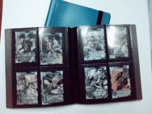 Trading Card Magnetic Holder