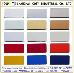 PE and PVDF Coated Aluminum Composite Panel/ACP Sheet for Wall/Floor Decoration pictures & photos