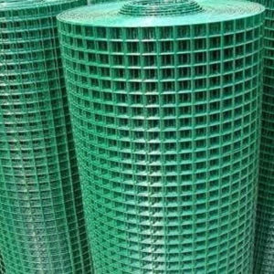 PVC Powder Coated Welded Wire Mesh for Fencing with (CE and SGS) pictures & photos