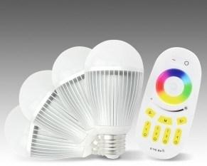 2.4G Remote/ WiFi RGB LED Bulb Light (KSF414D0F)