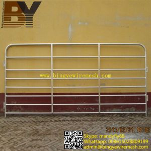 Steek Fence Cattle Corral Panels pictures & photos