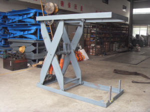 Hydraulic Lift pictures & photos