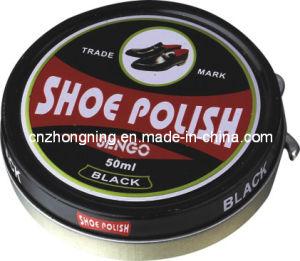 Latest Hot Sale Shoe Polish in Tin 50ml