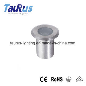 3W White LED Stainless Steel Outdoor Light (5506G) pictures & photos