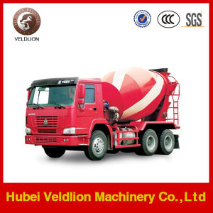 Sinotruk HOWO Concrete Mixer Truck for Sale pictures & photos