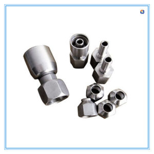 Casting Parts Bolts Nuts with Shot Blasting Tumbling Surface Treatment pictures & photos