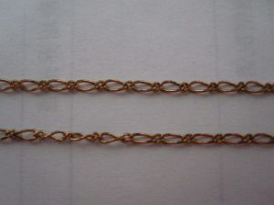 Brass Chain, Key Chain