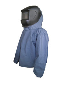 Air Supply Purifying Respirators for Sandblasting Cabinet Ce Certificated pictures & photos