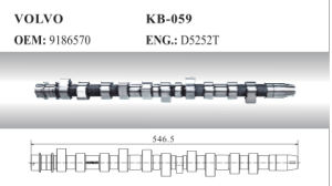 Auto Camshaft for Volvo (9186570) pictures & photos