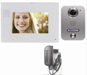 Video Door Phone with 7 Inch Handsfree for Villa pictures & photos