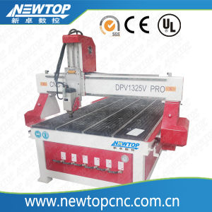 4 Axis Engraving Machine with Vacuum Working Table (1325) pictures & photos