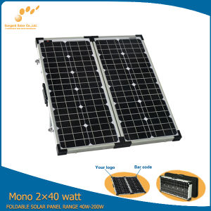 80W Folding Solar Panel
