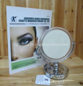 6 Inch Acrylic Desktop Cosmetic Mirror (J617)