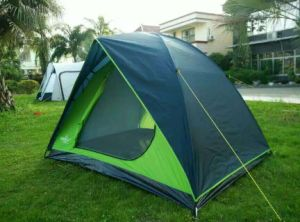 2 Layers Camping Outdoor Tent pictures & photos