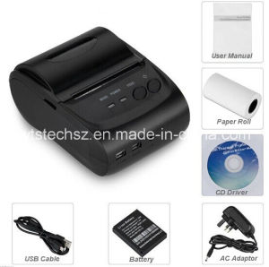 Mini Wireless Android Bluetooth Printer. Mobile Printer