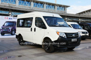 Dongfeng 136HP Yufeng Closed Cargo Van Cargo Bus pictures & photos