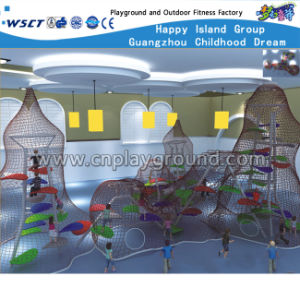 Large Rope Climbing Children Indoor Playsets HD-Kq50103A pictures & photos