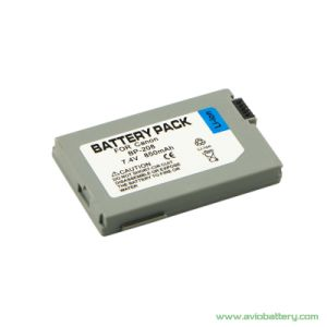 Camera Battery BP-208 for Canon Hr10