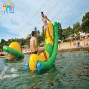 Beach and Pool Use PVC Inflatable Reclining Seesaw pictures & photos