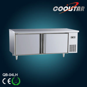 Commercial Kitchen Cabinet Refrigerator (QB-04LH) pictures & photos