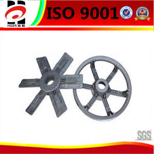 Die Casting Aluminum Bed Parts Hardware Parts pictures & photos