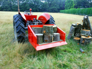 Tractor Transport Box, Carrying Box, Bucket Carrier pictures & photos