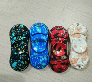 EDC Fidget Spinner Finger Hand Spinner Ceramic Bearing Adhd Focus Anxiety Relief Toys pictures & photos