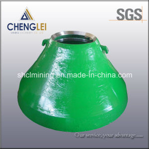 After Market Crusher Wear Parts for Sandvik Fintec 1080 Crusher High Manganese Wear Parts pictures & photos