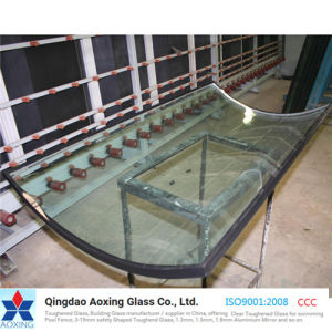 Curved/Sheet Color/Clear Insulated Glass for Glass Door/Glass Curtain Wall pictures & photos