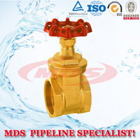 Thread Gate Valve pictures & photos