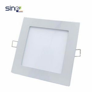 9W Square Small LED Ceiling Panel Light pictures & photos