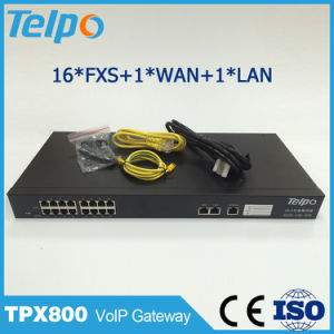 2017 China Supplier FXS FXO Telephone Analog VoIP Product pictures & photos