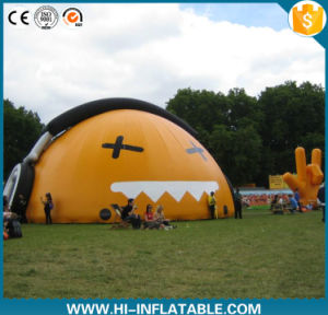 Factory Inflatable Dome Air Tent Inflatable Giant Exhibition Commerical Dome