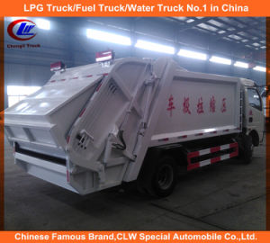 130HP 170HP Dongfeng Compression Garbage Truck pictures & photos
