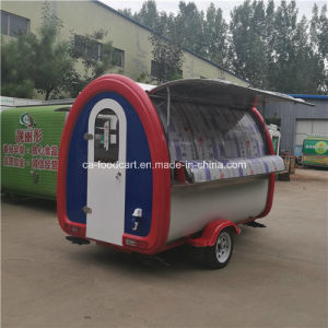 Customized Mobile Food Trailer Bcf-6L pictures & photos