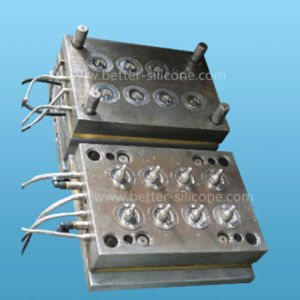 LSR Injection Mold Tooling for Medical Nipple pictures & photos
