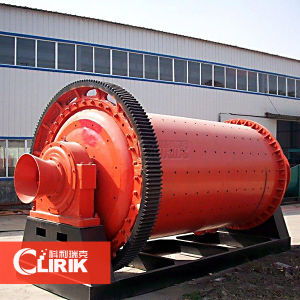 Copper Ball Mill, Ore Ball Mill/Mineral Proces Ball Mill pictures & photos