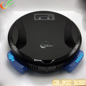 China High Class APP WiFi Controled Round Shape Robot Vacuum Cleaner 2017 pictures & photos