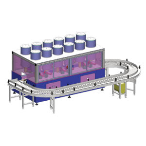 Micro Multi-Ingredient Formula Weighing Scale (Standard)