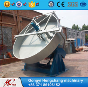 High Quality Compound Fertilizer Disc Pelletizer Machine pictures & photos