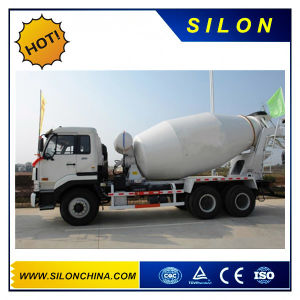 14 Cubic Sinotruk HOWO 6X4 Truck Mounted Concrete Mixer pictures & photos