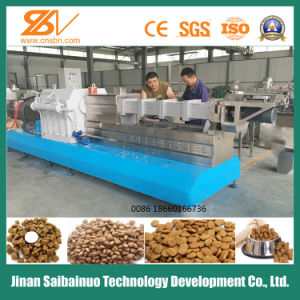 High Yield New Tech Automatic Dog Food Making Machines pictures & photos