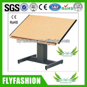 Cheap Environmental Friendly School Drawing Desk (CT-33) pictures & photos